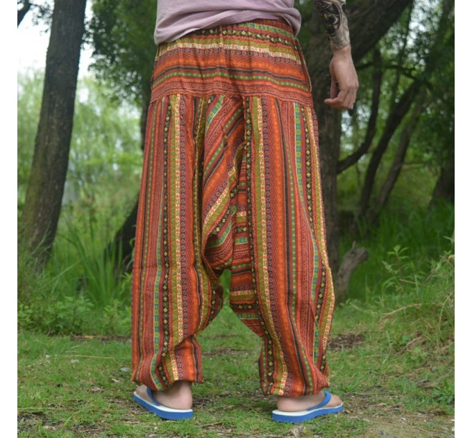 Індійські штани для йоги