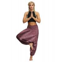 Жіночі брюки афгані для йоги і медитації