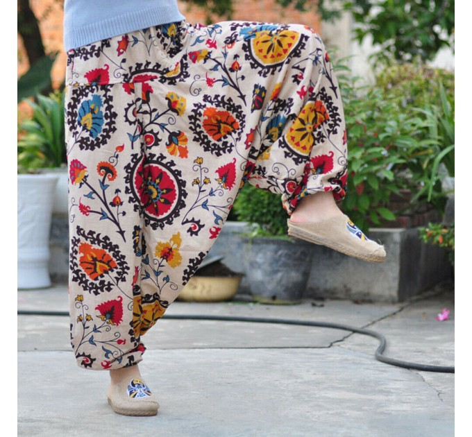 Аладіни-штани яскраві