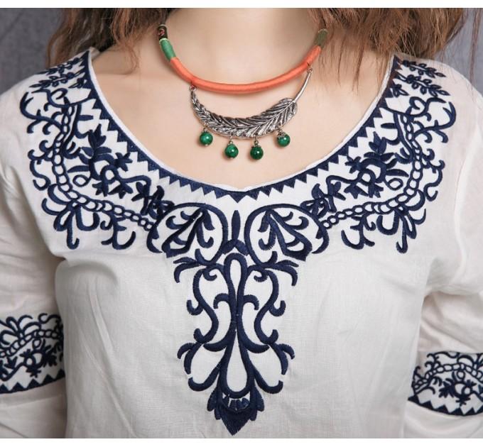 Блуза біла південна