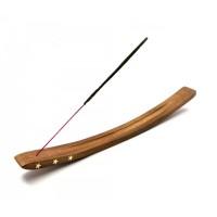 подставка деревянная Лыжа