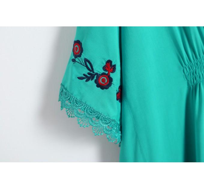 Блузка с рукавом летучая мышь