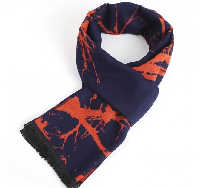 Чоловічий шарф стильний