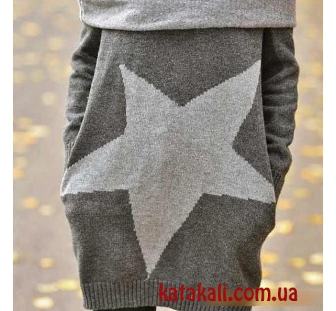 платье трикотажное Star