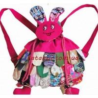 Рюкзак дитячий кролик