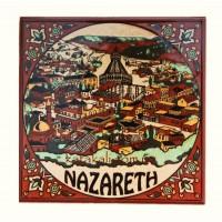 Тарелка сувенирная Назарет