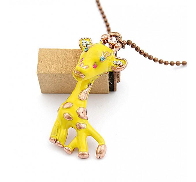 подвеска Жираф