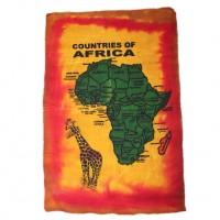 Холст Африканский континент