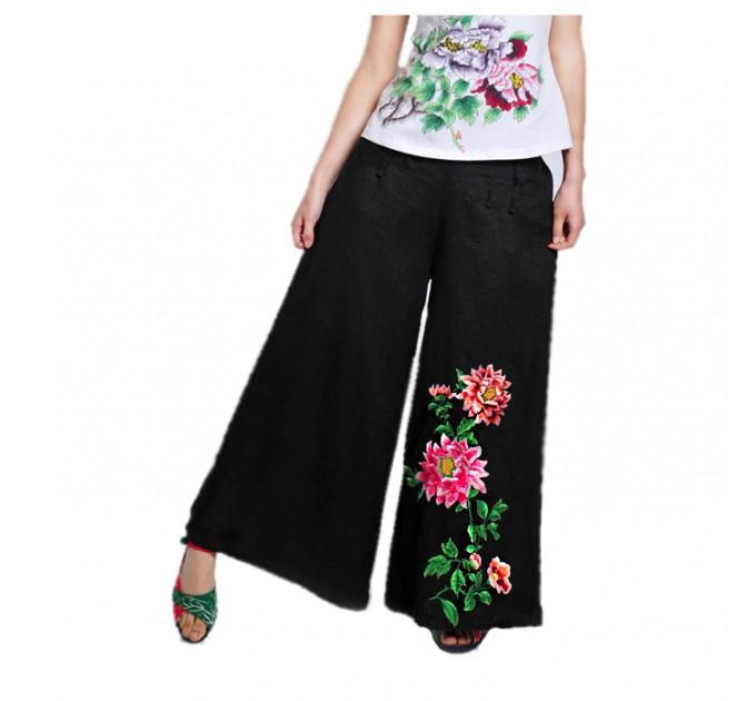 женские брюки Курортные