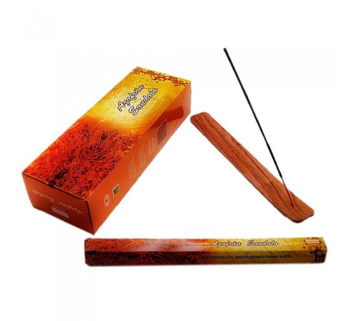 Аромапалички saffron sandal