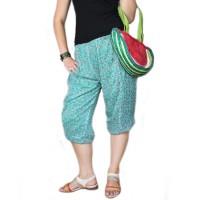 Бриджі шорти жіночі шифонові кольорові