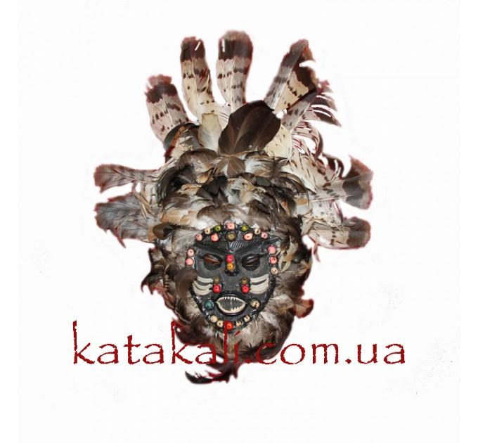Настінна маска Амазонка