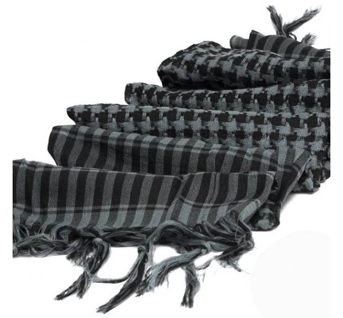 арафатка Черно-серая