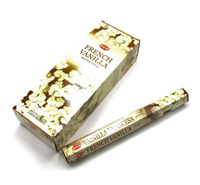 Ароматичні палички французька ваніль солодкий запах для будинку