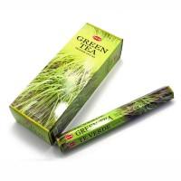 Ароматичні палички зелений чай для релаксу і заспокоєння