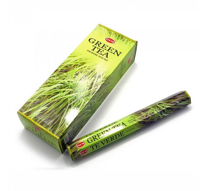 Аромапалочки Зеленый чай