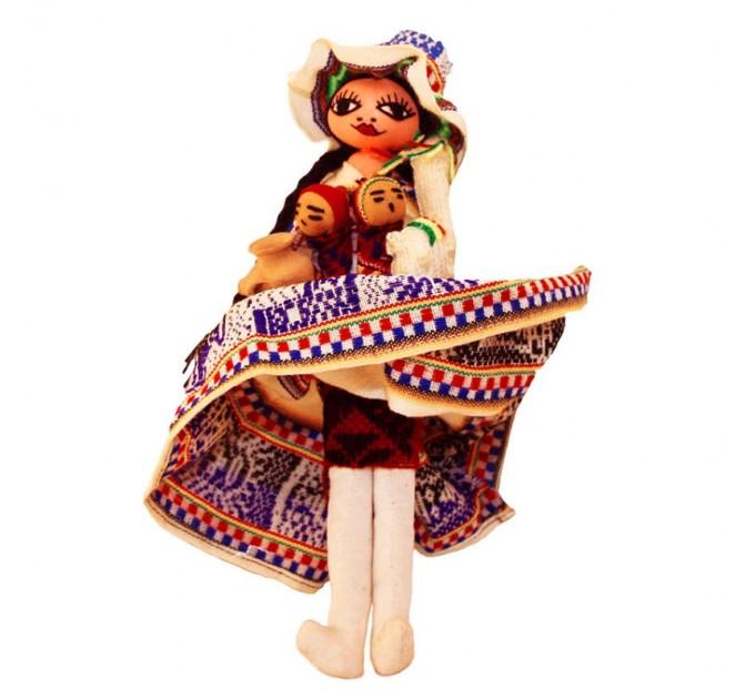 тканевая кукла Мама