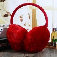 Хутряні навушники bordo