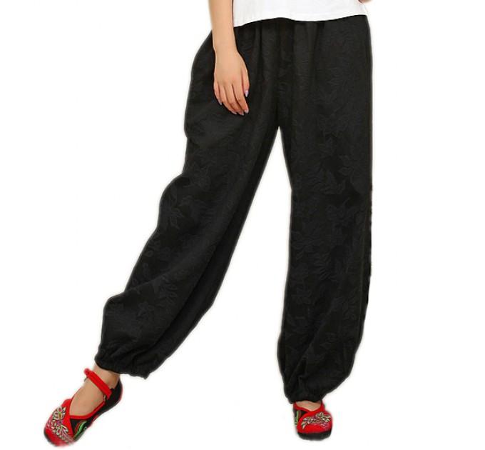 женские брюки Апсара black