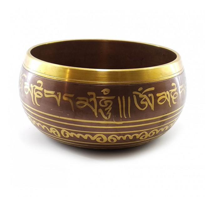 Буддийская поющая чаша