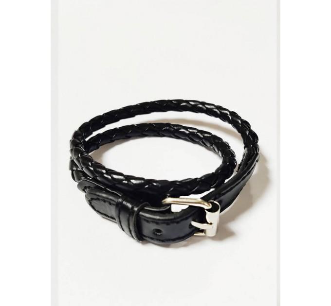 браслет черный Красавчик
