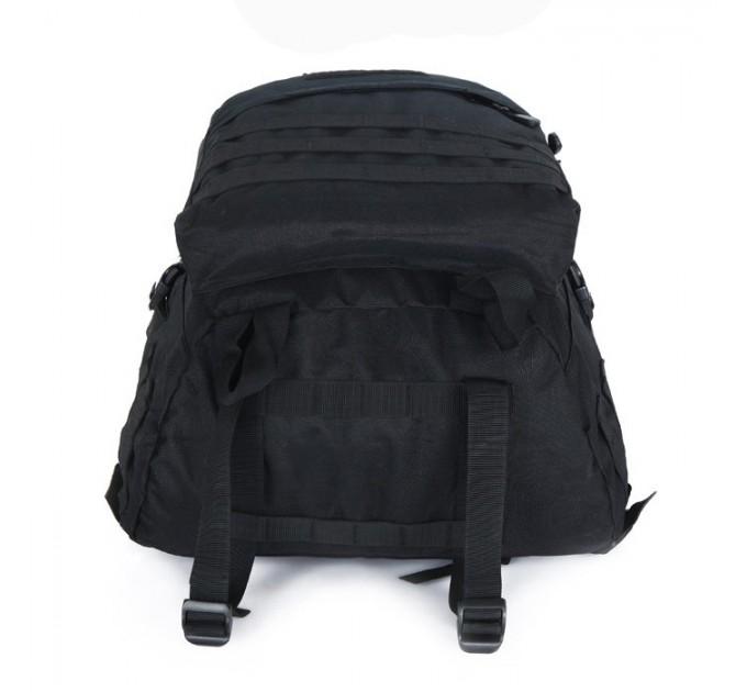 Чоловічий рюкзак чорний