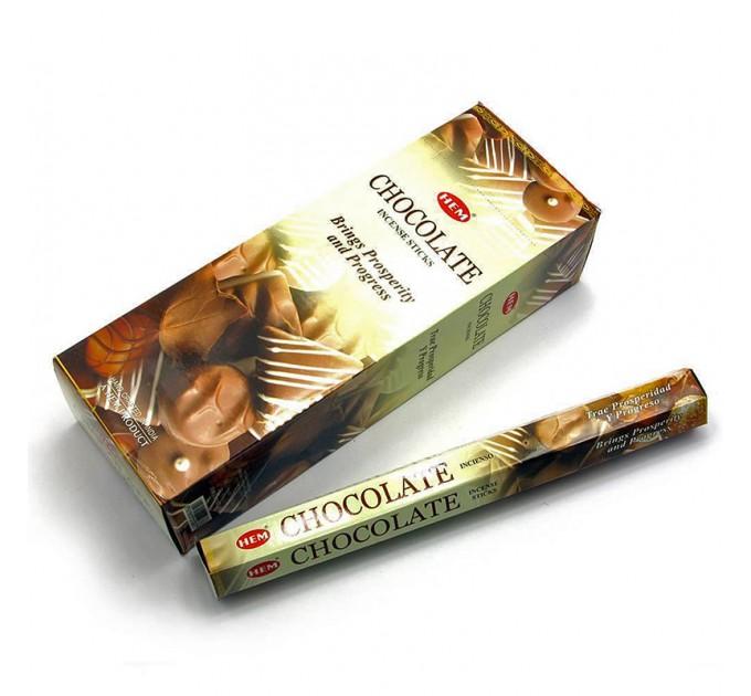 Аромапалички шоколад