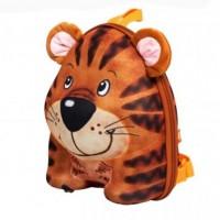 Дитячий рюкзак для дошкільника тигр