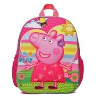 Дитячий рюкзак Пеппа для садка рожевий