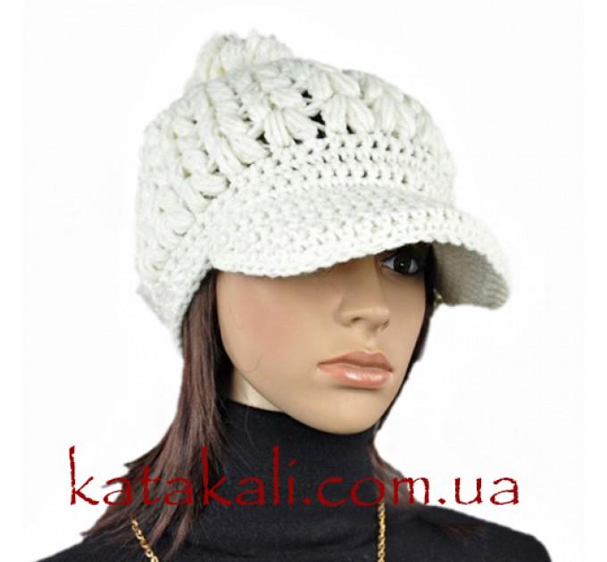 шапка Снежная
