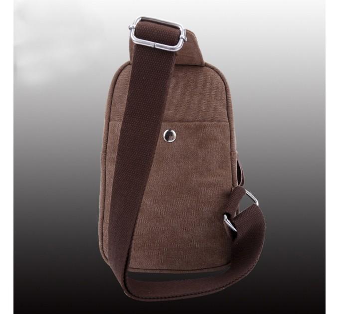 Городской рюкзак через плечо