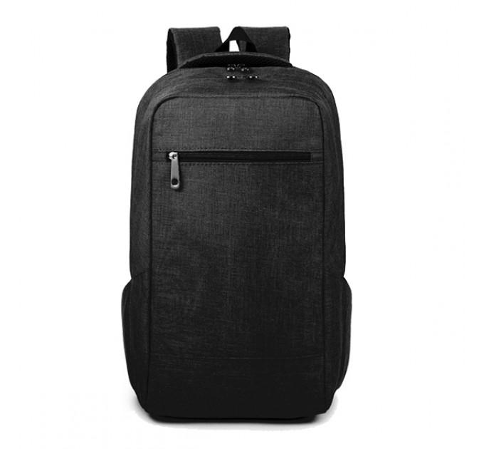 Рюкзак для планшета чорний