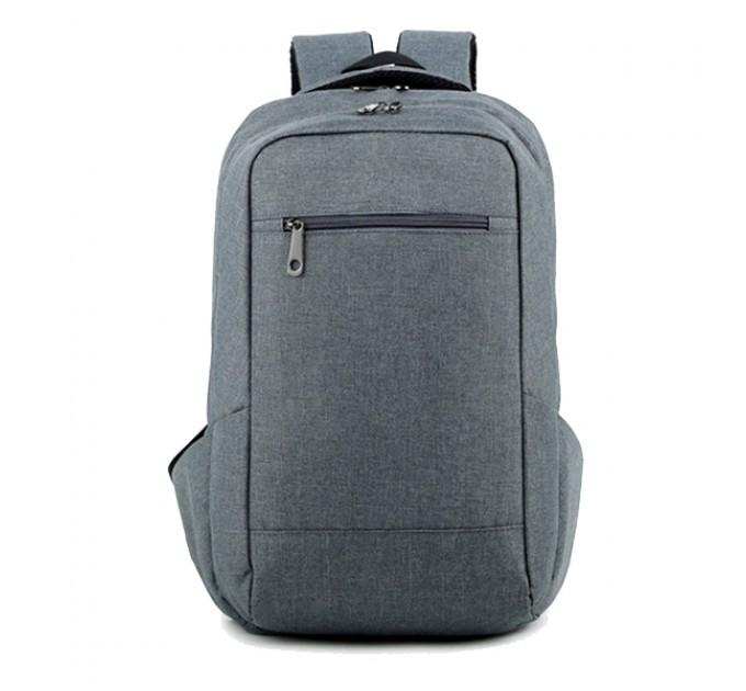 Міський рюкзак однотонний