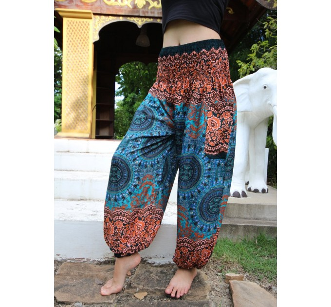 штаны Балийский стиль