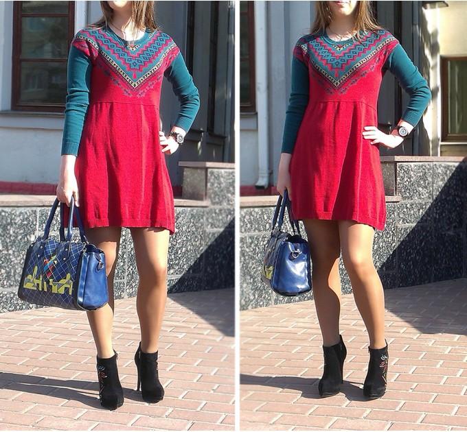 платье Этномотивы grey
