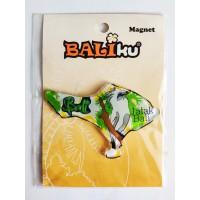 Сувенирный магнит с Бали