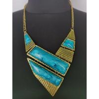 Ожерелье креатив blue