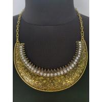 Ожерелье круглое boho