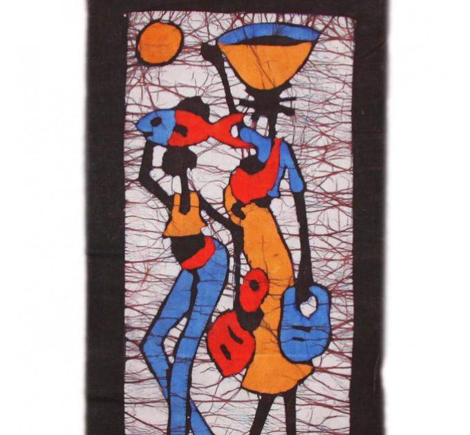 Картина Африканські покупки