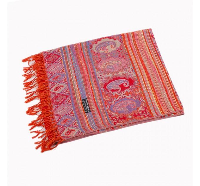 Палантин шарф Любава