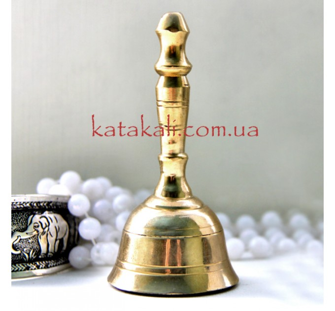 Дзвоник латунний ВК-3