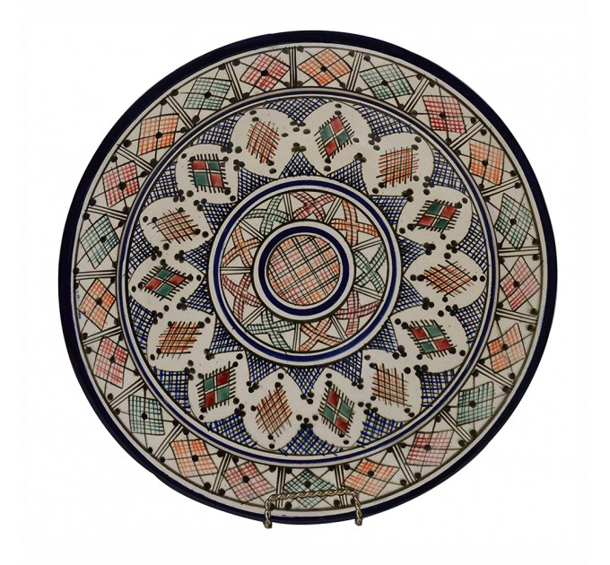 Тарілка декоративна