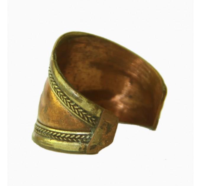 Кольцо со знаком Ом