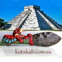 Ритуальний ніж Майя