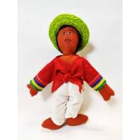 Сувенирная игрушка мулат