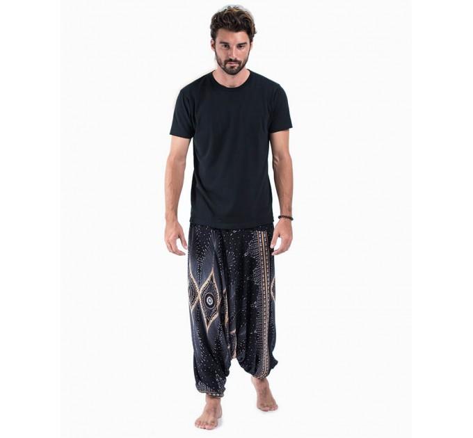 Чоловічі штани падишах стильні для йоги
