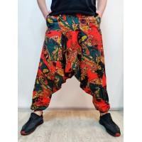 Чоловічі штани афгані з матнею Непал