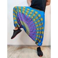 Чоловічі штани шаровари з марокканський візерунок