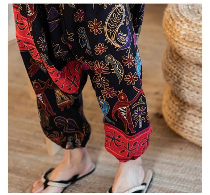 Індійські штани широкі Агра
