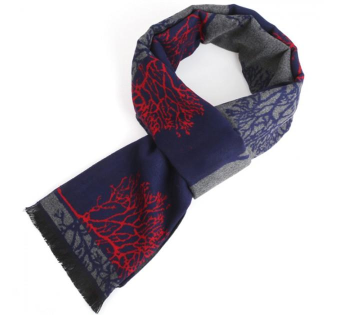 Чоловічий шарф м'який